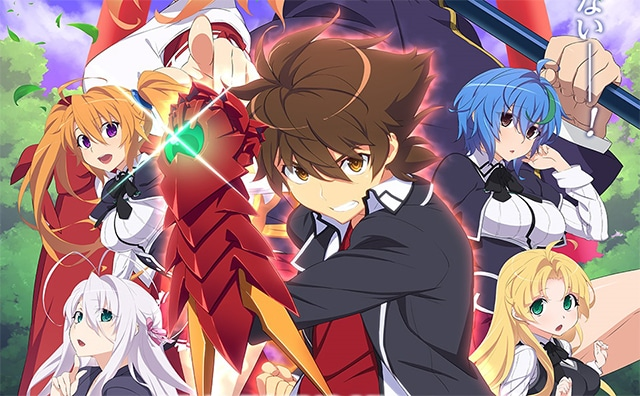 El productor de High School DxD revela porque existe la censura