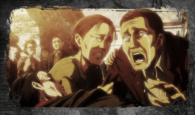 El ending de Shingeki no Kyojin muestra escenas que veremos en la cuarta temporada del anime