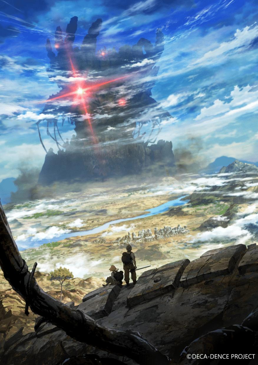 Deca-Dence, el nuevo anime original del estudio de Youjo Senki