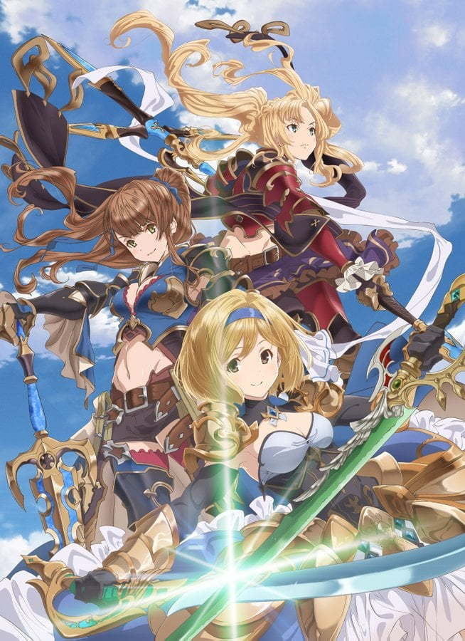 Granblue Fantasy the Animation revela una imagen promocional para su episodio especial