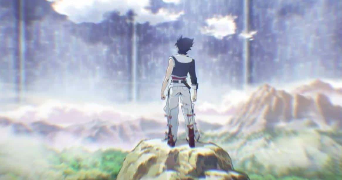 Back Arrow, el nuevo anime original del director de Code Geass