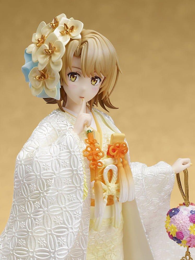 Oregairu: Anuncian una figura de Iroha luciendo un kimono de novia