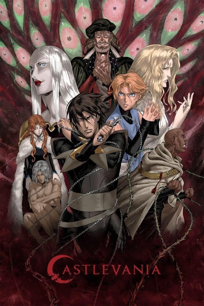 La tercera temporada de Castlevania se estrenará el 5 de marzo