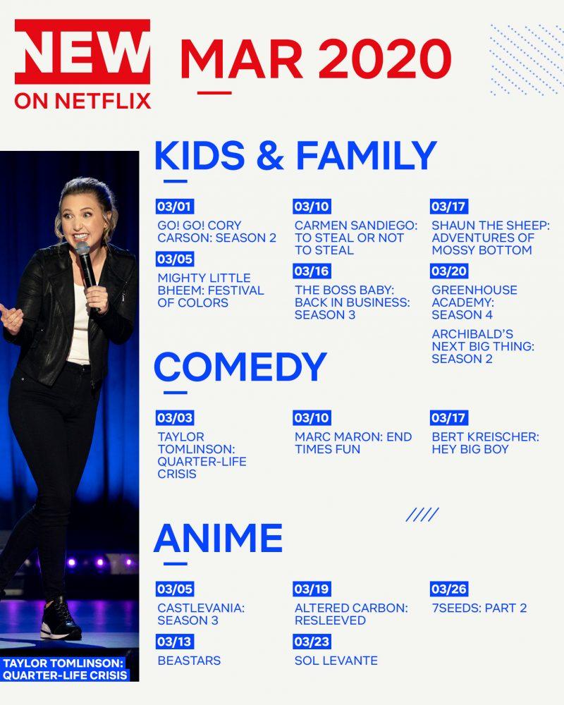 Sol Levante: El primer anime 4K HDR original de Netflix revela su fecha de estreno