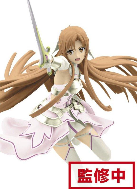 Sword Art Online revela una figura de Asuna, la Diosa de la Creación Stacia