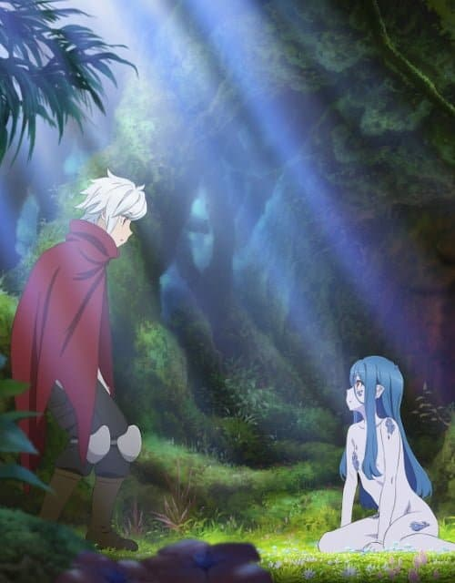 Danmachi revela una imagen promocional para su tercera temporada
