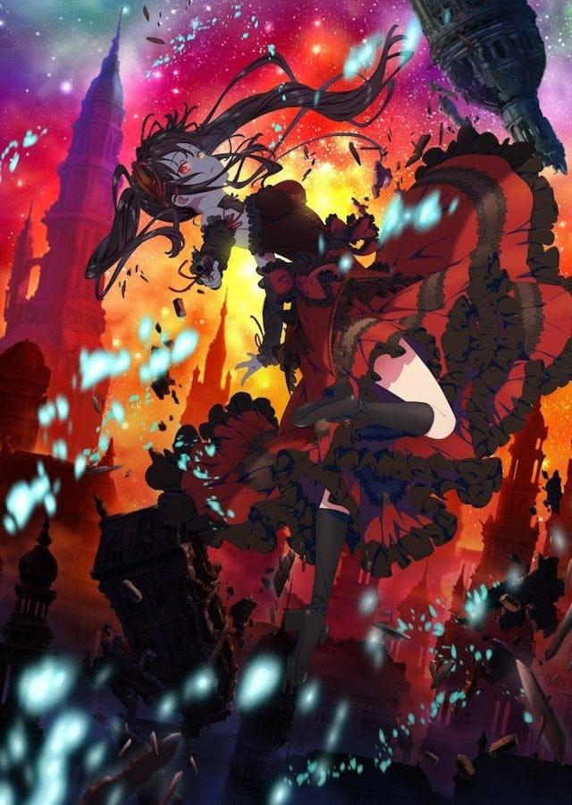 Date A Bullet: El nuevo anime protagonizado por Kurumi estrena una imagen promocional