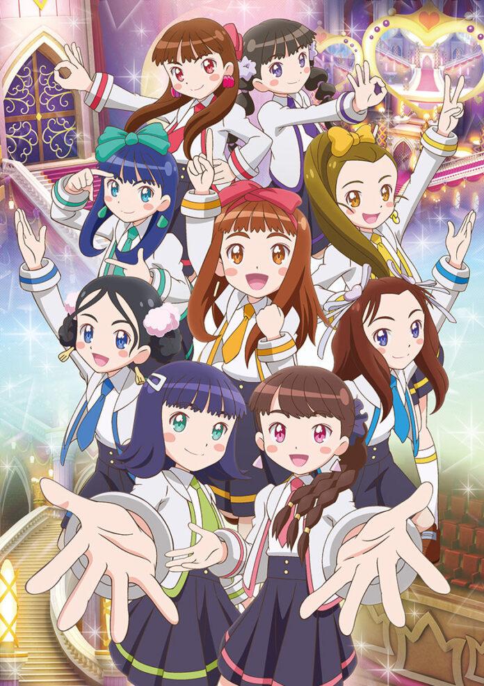 Girl Gaku ~ Sei Girls Square Gakuin ~ suspende su transmisión indefinidamente