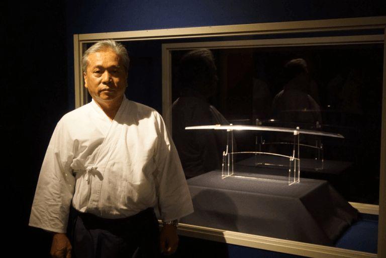La espada de Himura Kenshin de Rurouni Kenshin se exhibirá en Tokio