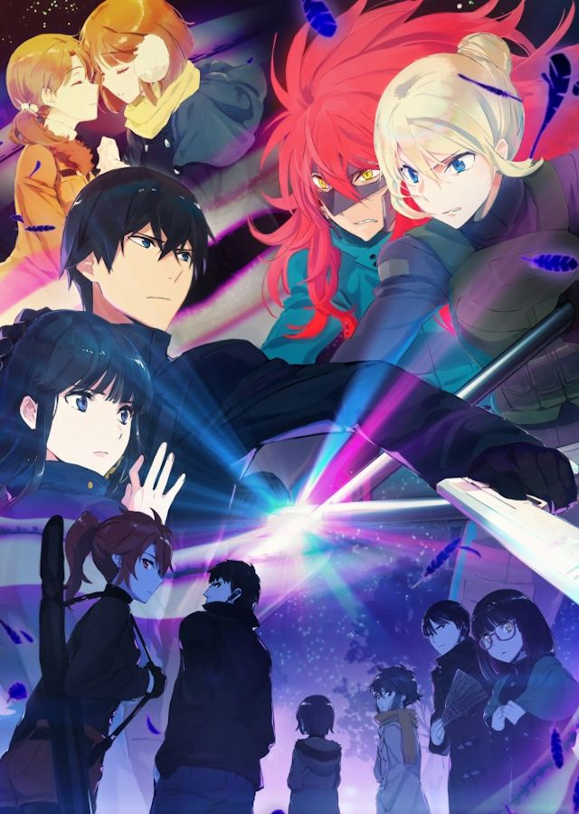 La segunda temporada de Mahouka Koukou no Rettousei revela un nuevo tráiler
