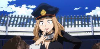 Boku no Hero Academia Camie Utsushimi 1