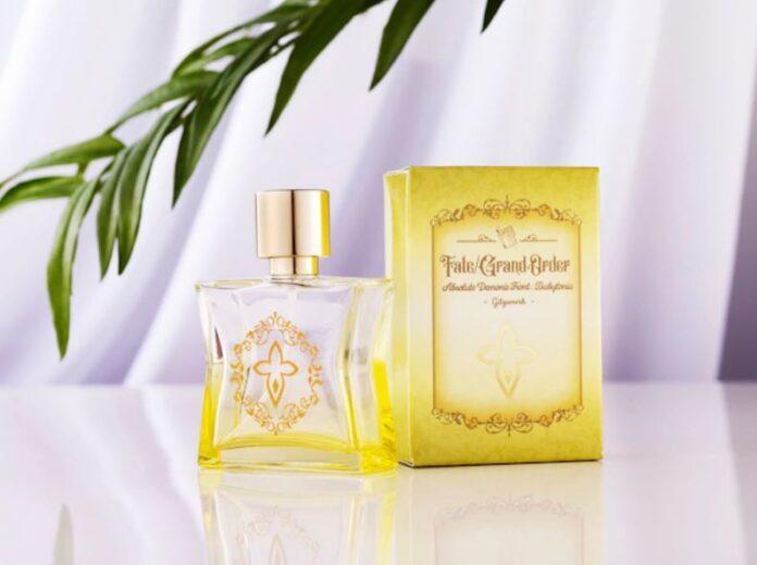 Fate/Grand Order anuncia perfumes inspirados en Merlyn y Gilgamesh