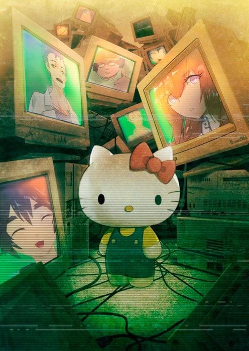 Hello Kitty se une al universo de Steins;Gate para una colaboración