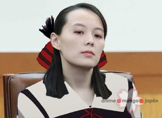Otakus se vuelven locos por hermana de Kim Jong-un