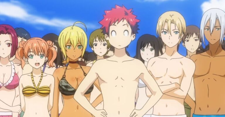 La ultima temporada de Shokugeki no souma se distancia del manga para bien