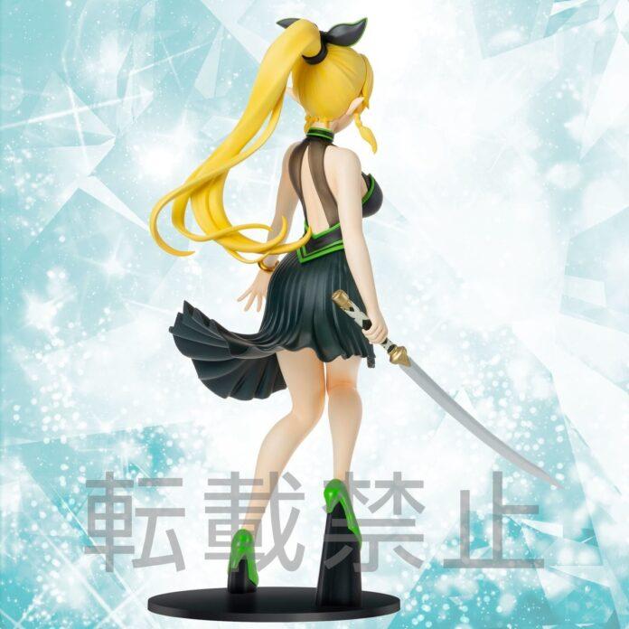 Sword Art Online: Leafa viste un encantador vestido para una figura de edición limitada