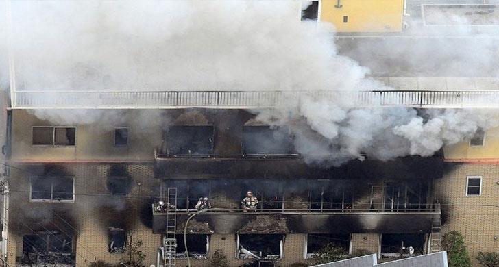 Kyoto Animation: Aoba Shinji creia haber matado solo a 2 personas