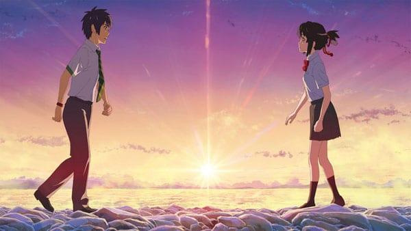 Los cines de Japón reabren con un maratón de Kimi no Na wa, Tenki no Ko y más películas anime