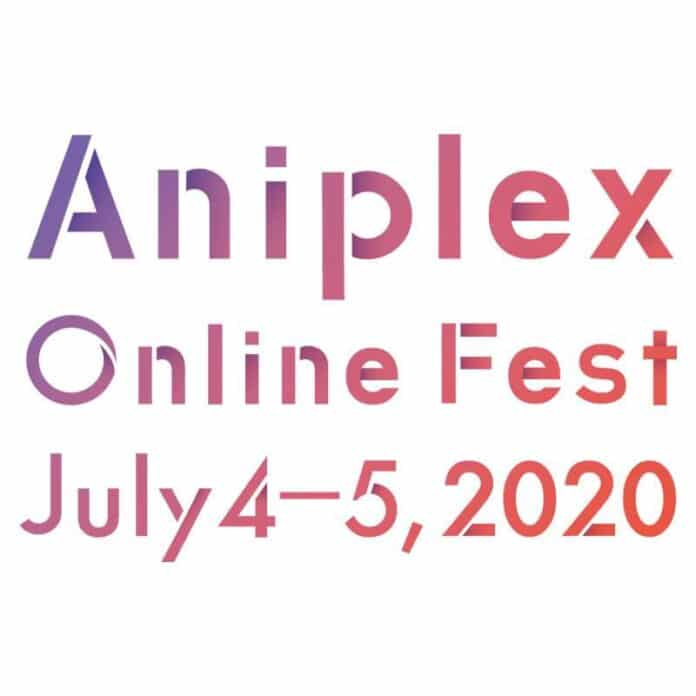 Aniplex anuncia un festival
