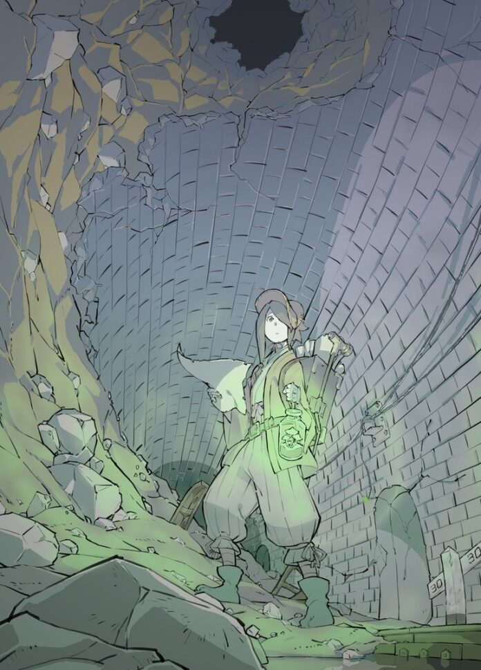 El anime Kurayukaba tendrá una novela ligera