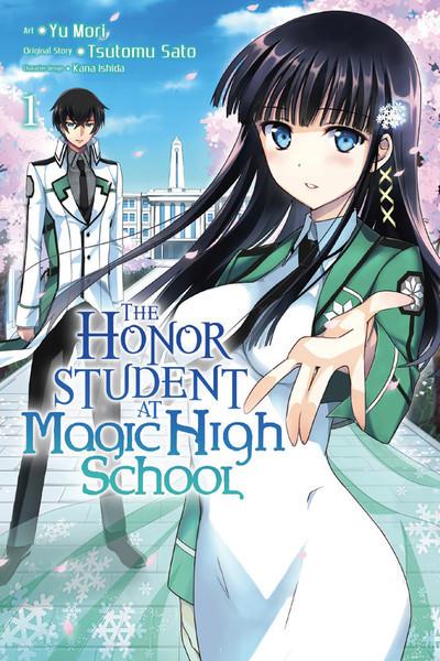 El manga Spin-Off de Mahouka Koukou no Rettousei está por finalizar