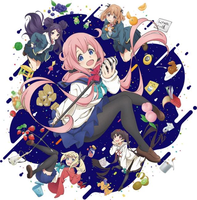 Ochikobore Fruit Tart revela nuevos miembros del elenco
