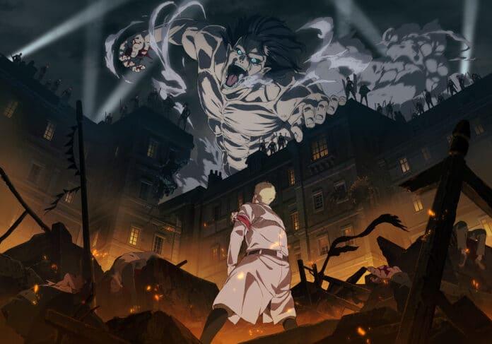 Shingeki no Kyojin cambia de estudio para su temporada final y revela un trailer