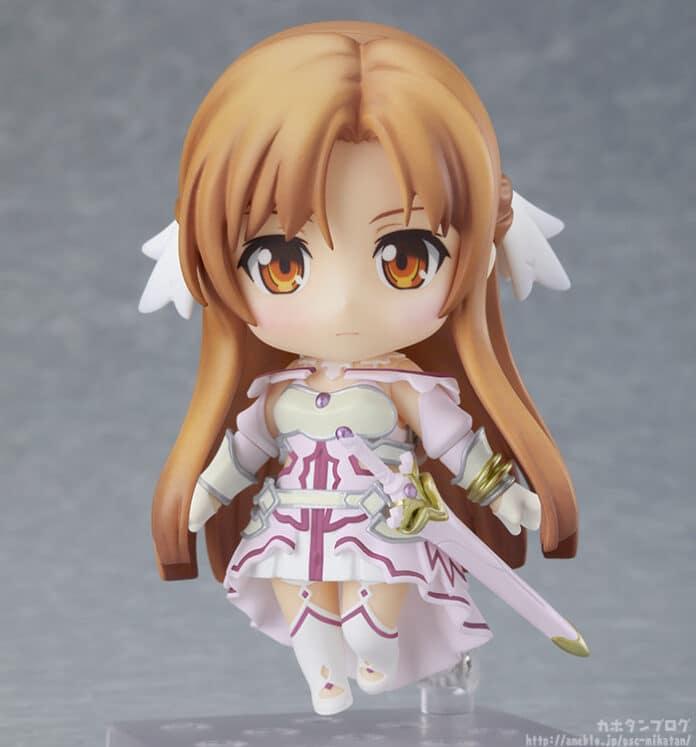Sword Art Online revela una tierna figura de Asuna, la Diosa de la Creación Stacia