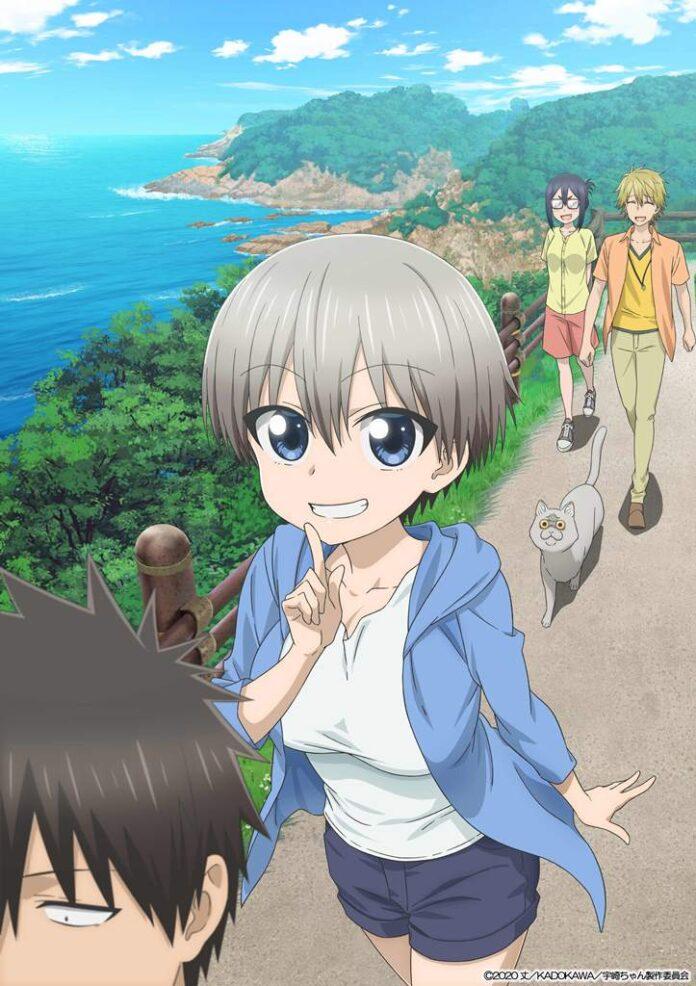 Uzaki-chan wa Asobitai! revela un nuevo tráiler y visual
