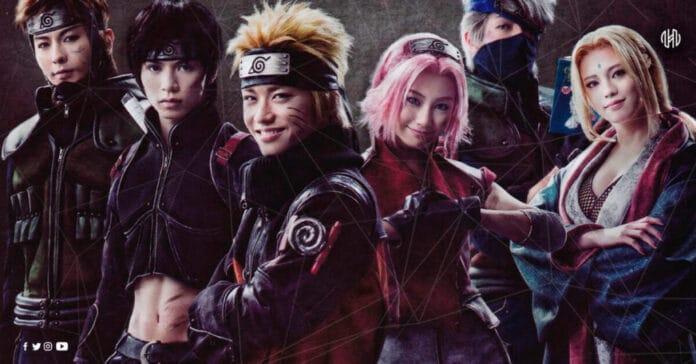 La película Live Action de Naruto continua en producción y esta buscando actores