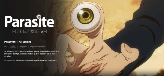 Parasyte llega a Netflix con doblaje al Español Latino