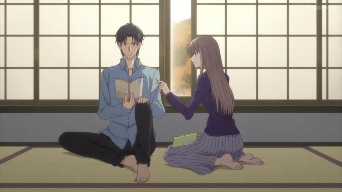 Shigure y Mayu