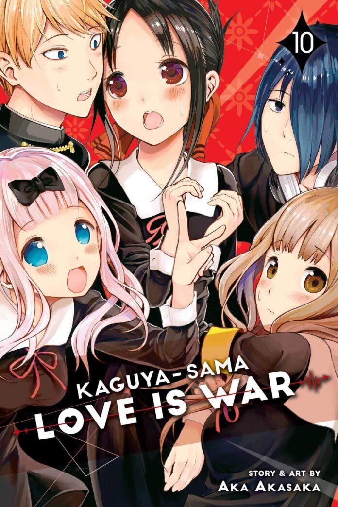 Kaguya-sama: Love Is War supera las 11 millones de copias en circulación