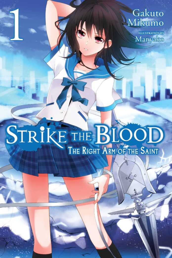 Strike the Blood ligth novel