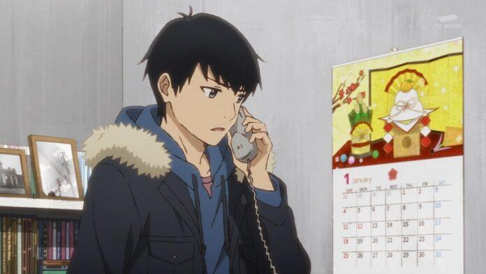 Yesterday wo Utatte-Rou al teléfono