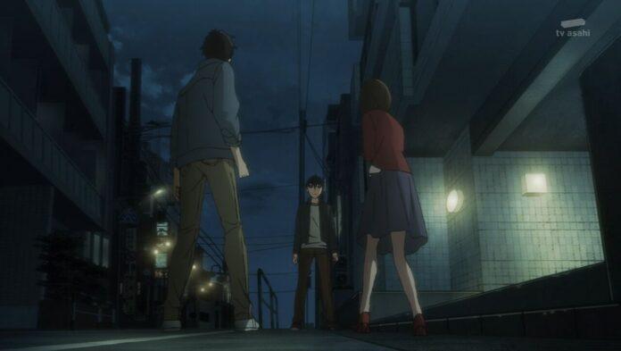 Yesterday wo Utatte-Rou descubre la relación entre Rikuo y Shinako