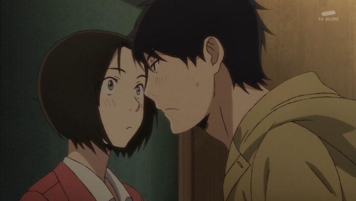 Rikuo intenta besar a Shinako