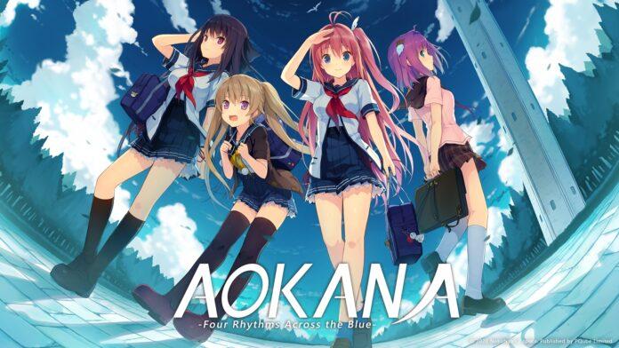 La versión para Playstation 4 de AOKANA tendrá censura
