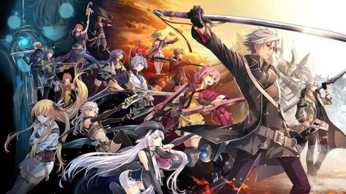 Trails of The cold steel