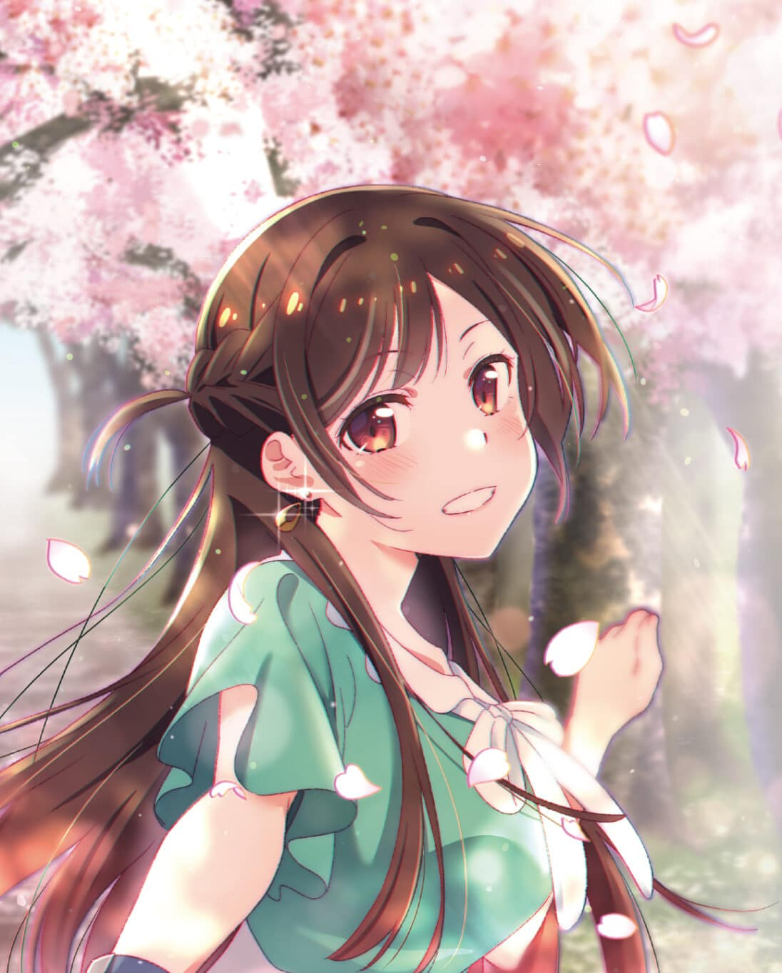 El anime Kanojo, Okarishimasu tendrá 12 episodios
