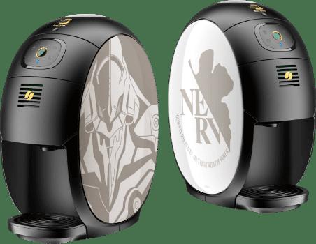 Nescafé anuncia una cafetera inspirada en Evangelion