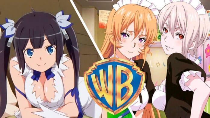 Warner Bros. Japan anuncia un evento especial dedicado al anime