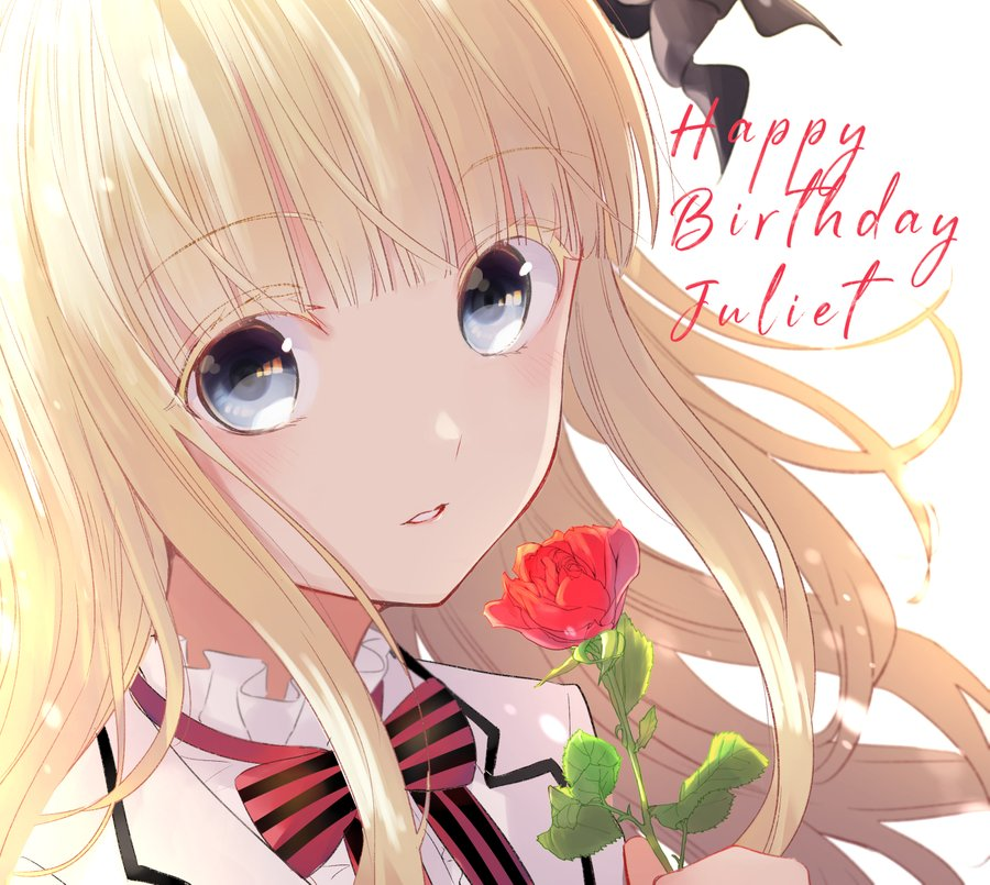 Kishuku Gakkou no Juliet celebra el cumpleaños de Juliet Persia