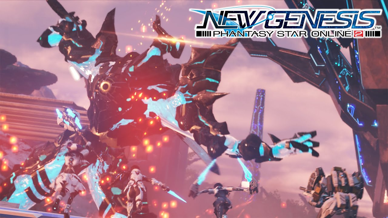 Phantasy Star Online 2 New Genesis saldrá en Xbox Series X, Xbox One y PC