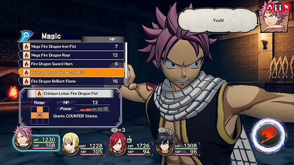 fairy tail juego