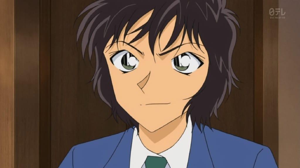 1. Masumi Sera del anime Detective Conan