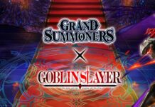grand summoners x goblin slayer event