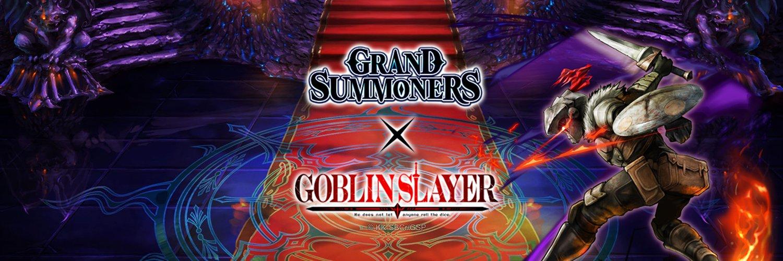 grand summoners x goblin slayer event