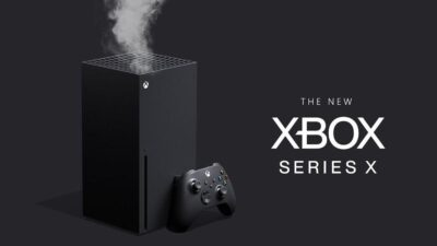 Xbox Series X Vaping