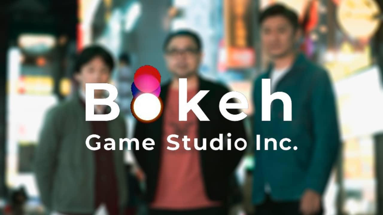 Bokeh Game Studio